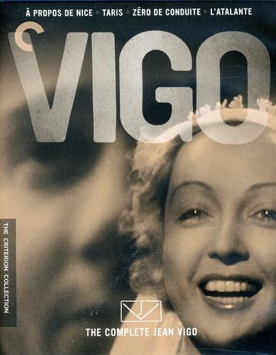 Complete Jean Vigo (Criterion Collection)