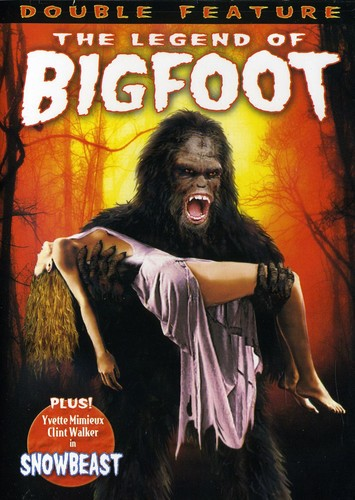 The Legend of Bigfoot /  Snowbeast