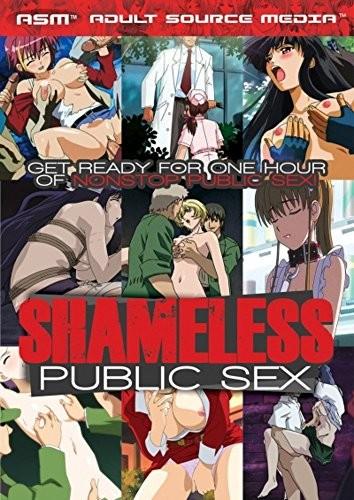 Shameless Public Sex