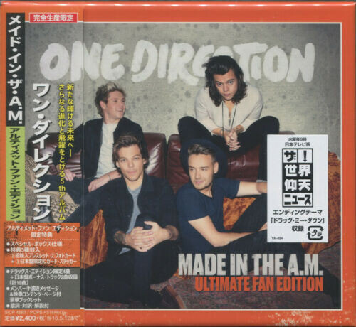 Made In The A.M. (Japanese Deluxe Edition) [Import]