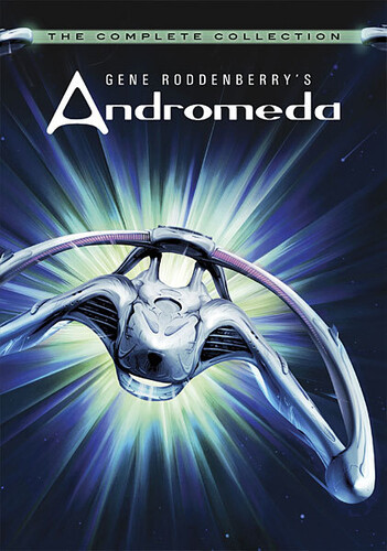 Gene Roddenberry's Andromeda: The Complete Collection