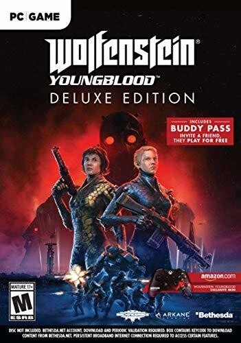 Wolfenstein: Youngblood for PC Deluxe Edition