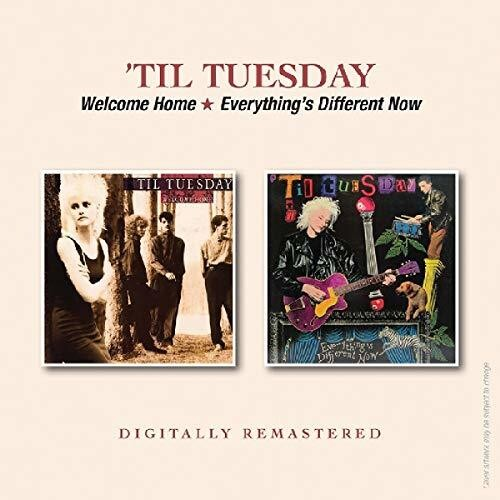 Welcome Home /  Everything's Different Now [Import]