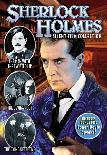 Sherlock Holmes: Silent Film Collection