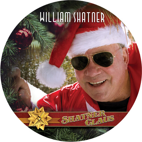 Shatner Clause - A Gorgeous Picture Disc Vinyl