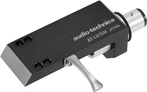 AUDIO TECHNICA AT-LH15H 15G UNIV HDSHL 1/ 2IN BLACK