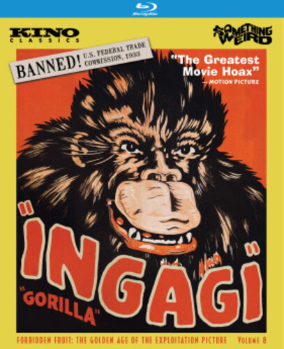 Ingagi (Forbidden Fruit: The Golden Age of the Exploitation Picture 8)