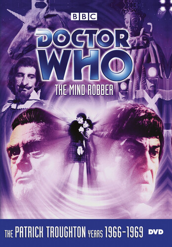 Doctor Who: The Mind Robber (Season 6 Episodes 6 - 10)