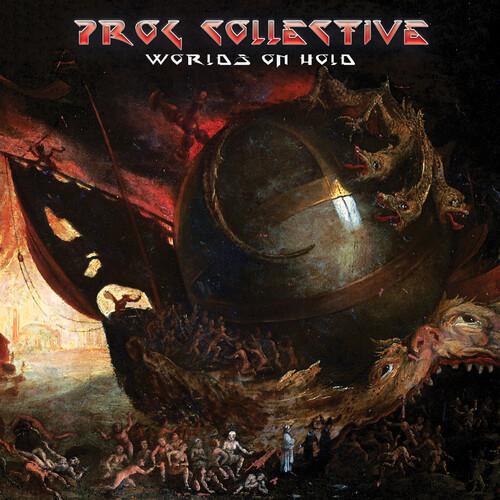 Prog Collective / Todd Rundgren - Worlds On Hold (Green Vinyl) (Gate) (Grn) [Limited Edition]
