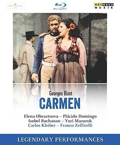 Carmen at Wiener Staatsoper 1978