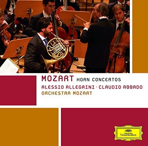 Mozart: Horn Concertos
