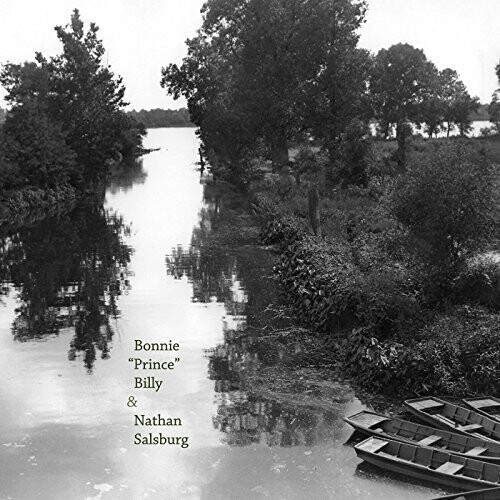 """Bonnie """"Prince"""" Billy and Nathan Salsburg - Beargrass Song +2 EP"""