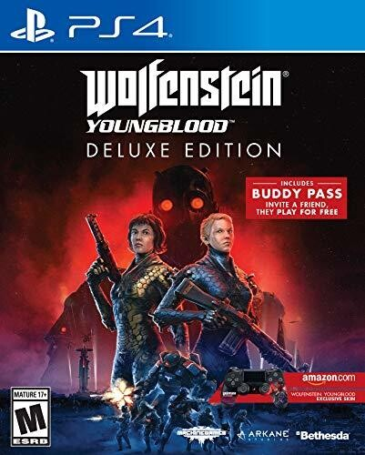 Ps4 Wolfenstein: Youngblood De - Wolfenstein: Youngblood De