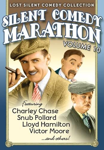 Silent Comedy Marathon, Vol. 10