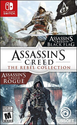 - Assassin's Creed: The Rebel Collection for Nintendo Switch