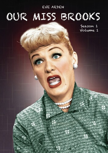 Our Miss Brooks: Season 1 Volume 1