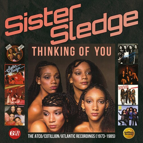 Thinking Of You: Atco /  Cotillion /  Atlantic Recordings 1973-1985 [Import]