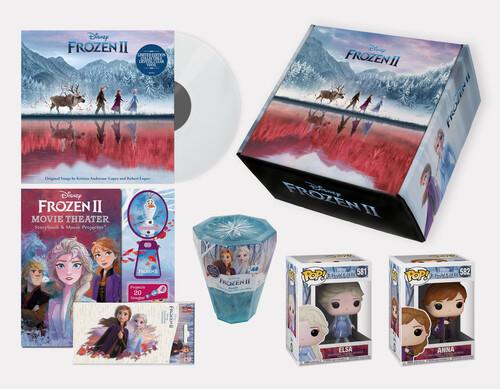 Frozen 2 Premium Pop Box