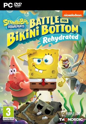 Spongebob Squarepants: Battle for Bikini Bottom - Rehydrated for PC