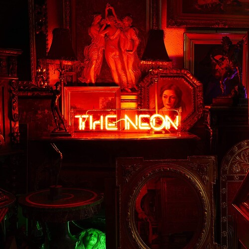 Erasure - The Neon [Limited Edition Orange LP]