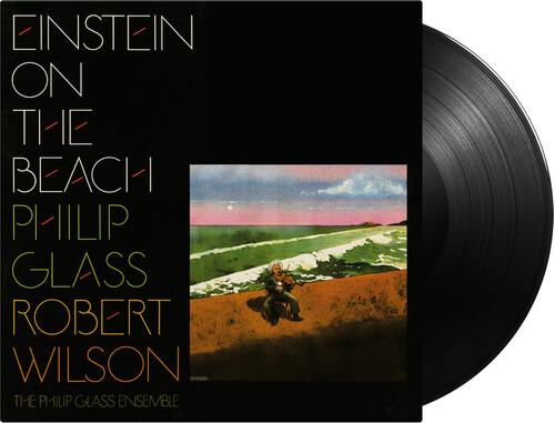 Philip Glass / Wilson,Robert - Einstein On The Beach (Box) [180 Gram]
