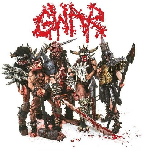 GWAR - Scumdogs Of The Universe: 30th Anniversary [2LP]