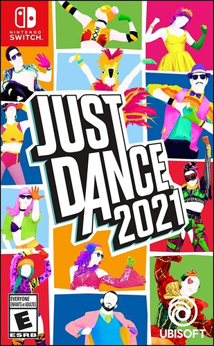 Swi Just Dance 2021 - Just Dance 2021 for Nintendo Switch