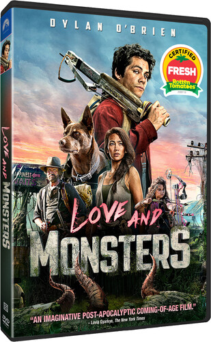 Love & Monsters - Love and Monsters