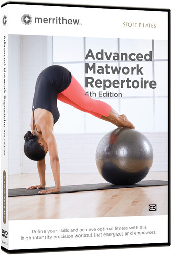 STOTT PILATES Advanced Matwork Repertoire 4th Edition