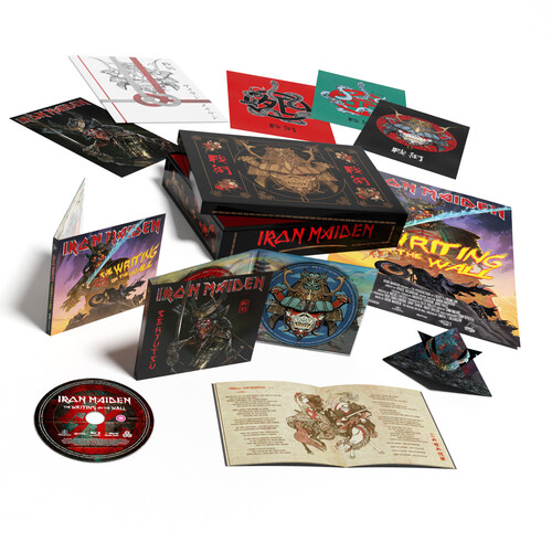 Senjutsu (Deluxe Box Set – Limited)