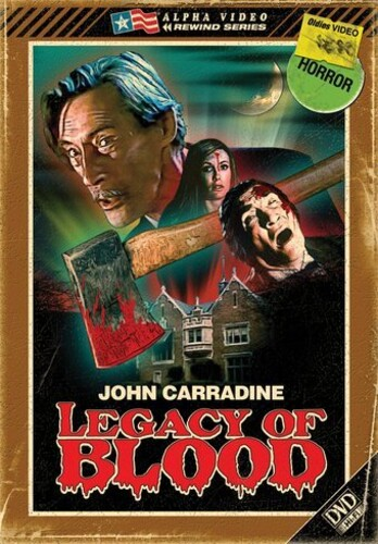 Legacy of Blood (Alpha Video Rewind Series)