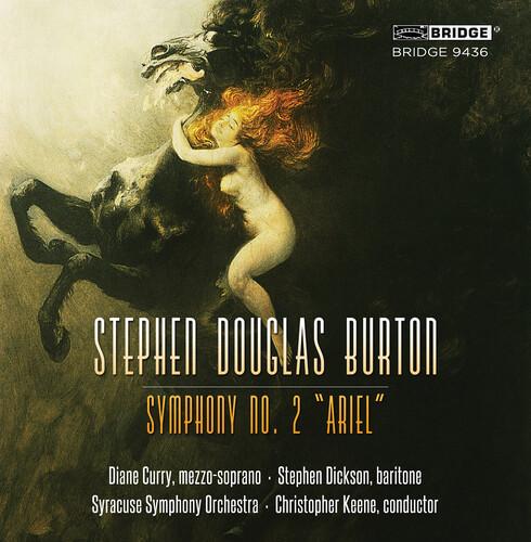 Stephen Douglas Burton: Sym 2 Ariel