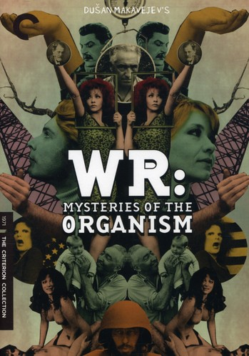 Criterion Collection: W.R. - Mysteries Of The Organism [Standard]