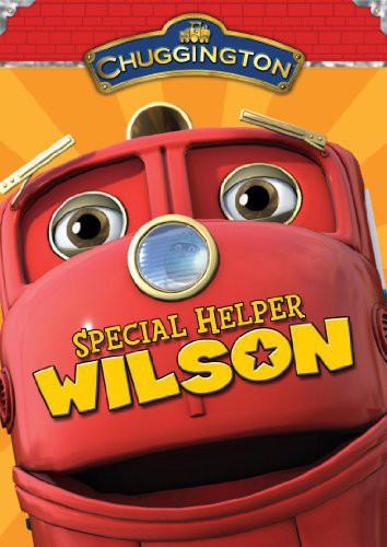 Chuggington: Special Helper Wilson