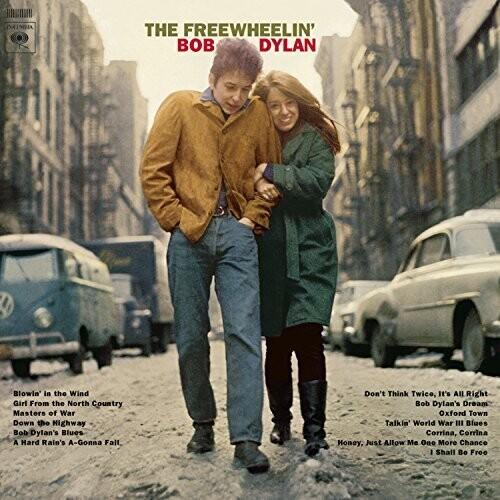 The Freewheelin' Bob Dylan