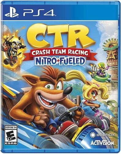 Crash Team Racing: Nitro Fuled for PlayStation 4