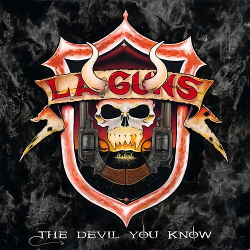 L.A. Guns - The Devil You Know [LP]