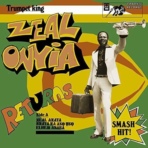 Trumpet King Zeal Onyia Returns
