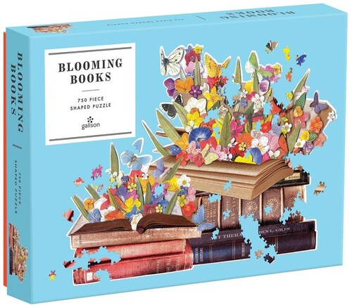 - Blooming Books 750 Piece Shaped Puzzle