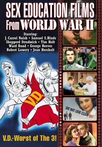Sex Education Films from World War II
