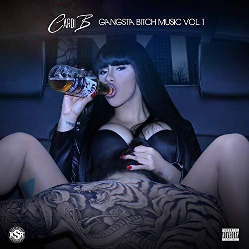 Cardi B - Gangsta Bitch Music Vol. 1 [RSD BF 2019]