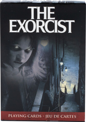 - The Exorcist Playing Cards Deck