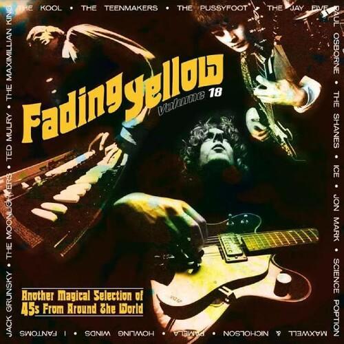 Various Artists - Fading Yellow 18 (Various Artists)