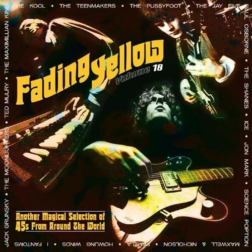 Fading Yellow 18 (Various Artists)