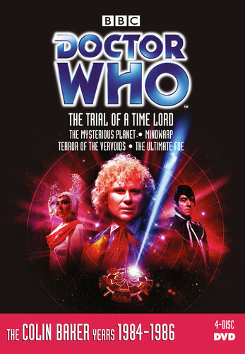 Doctor Who: The Trial of a Time Lord (Season 23 Episodes 1 - 14)