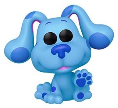 BLUES CLUES- BLUE