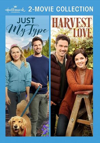 Just My Type /  Harvest Love (Hallmark 2-Movie Collection)