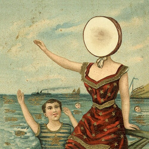 Neutral Milk Hotel - In The Aeroplane Over The Sea [Vinyl]