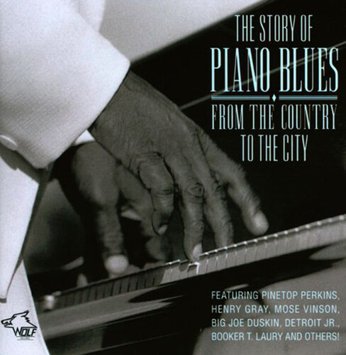 Story of Piano Blues: From the Country to /  Various