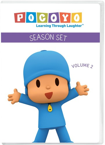 Pocoyo: Season Set Volume 2